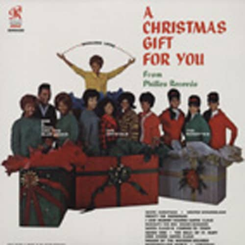 A Christmas Gift For You From Philles Records - 180g Vinyl Limited