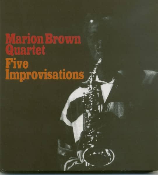 Five Improvisations (CD)
