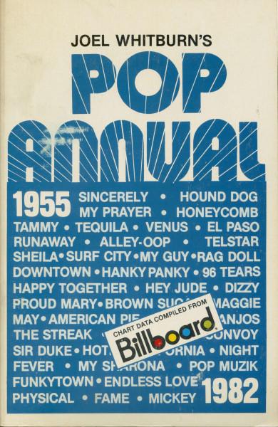 Pop Annual, 1955-1982