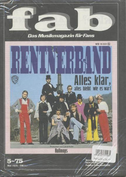 Fab - Magazin - Blattpost Verlag