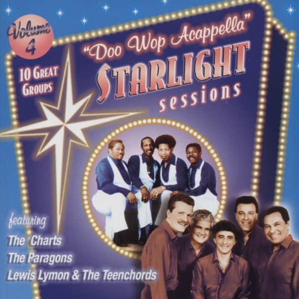 Vol.4, Doo Wop Acapella Starlight Sessions