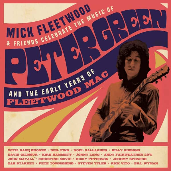 Celebrate The Music Of Peter Green And The Early Years Of Fleetwood Mac (4-LP)