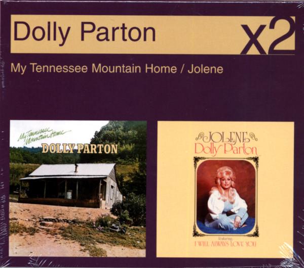 My Tennessee Mountain Home - Jolene (2-CD)