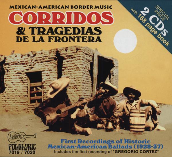 Corridas & Tragedias De La Frontera (2-CD)