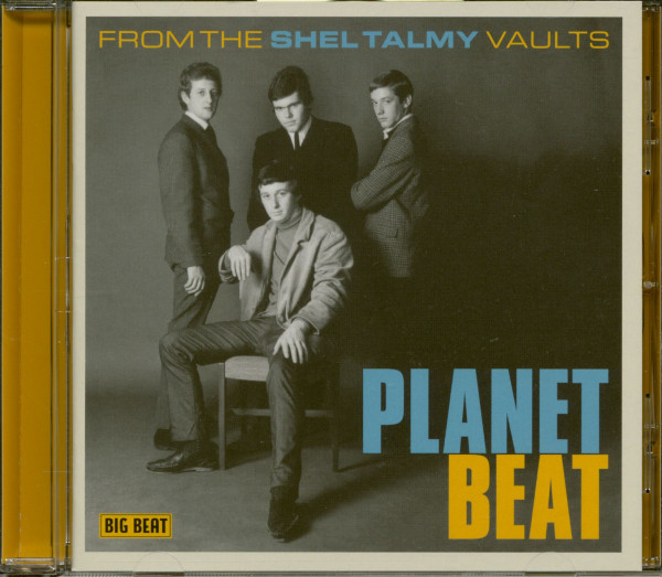 Planet Beat - From The Shel Talmy Vaults (CD)