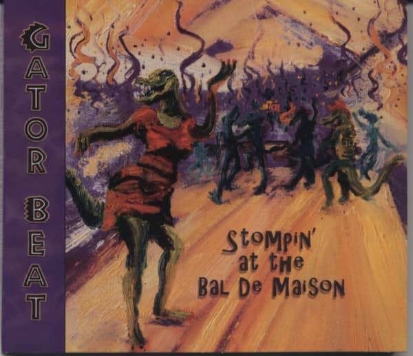 Stompin' At The Bal de Maison