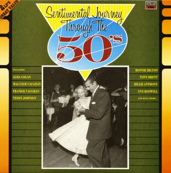 Sentimental Journey Through The 50's (2-LP)