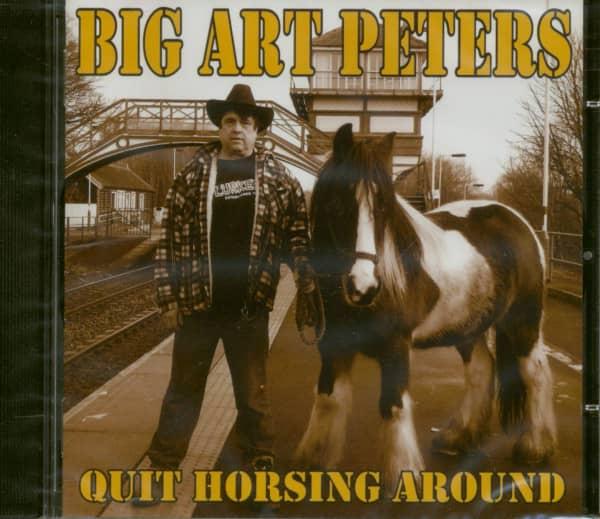 Quit Horsing Around (CD)