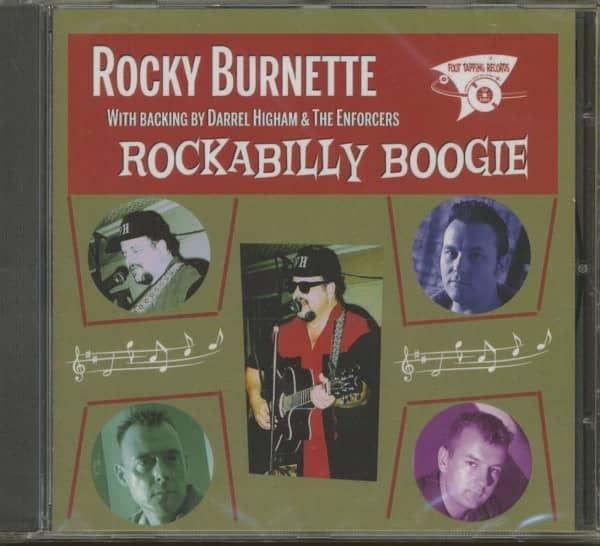 Rockabilly Boogie (CD)