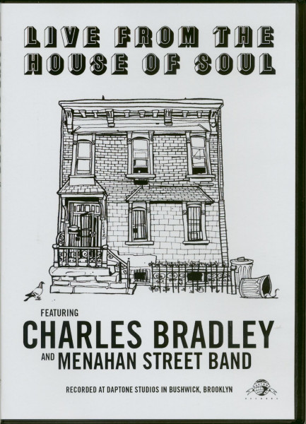 Live Of The House Of Soul (DVD)
