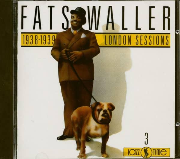 London Sessions 1938-1939 (CD)