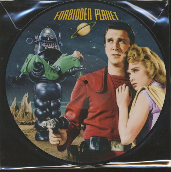 Forbidden Planet - Soundtrack (LP)