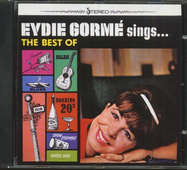 Eydie Gorme sings...The Best Of (CD)