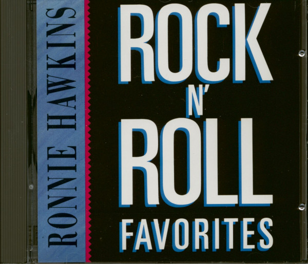 Rock N' Roll Favorites (CD)
