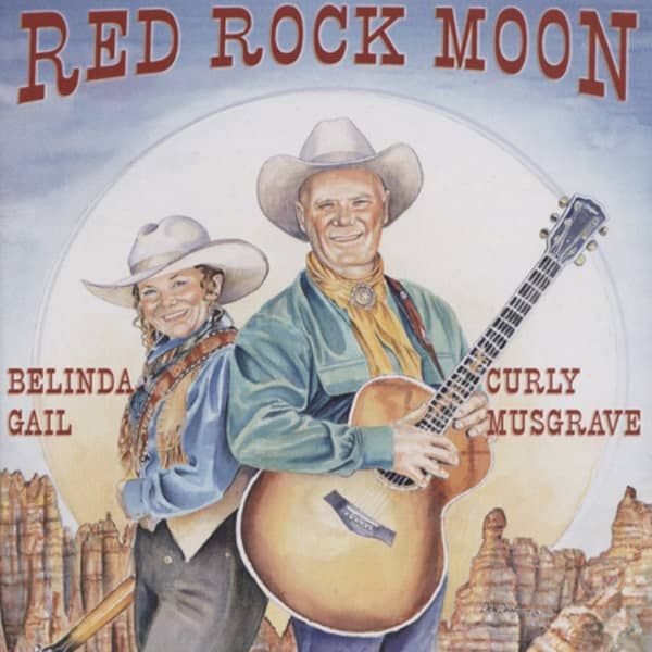 Red Rock Moon (& Belinda Gail)