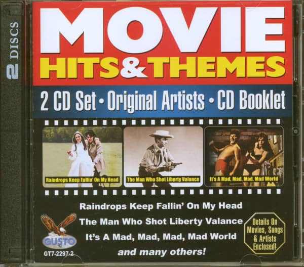 Movie Hits & Themes (2-CD)