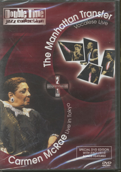 Vocalese Live (DVD)