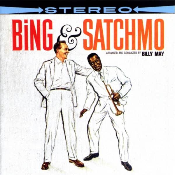 Bing & Satchmo (CD)
