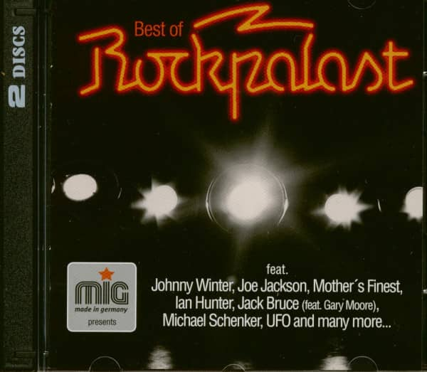 Best Of Rockpalast (2-CD)