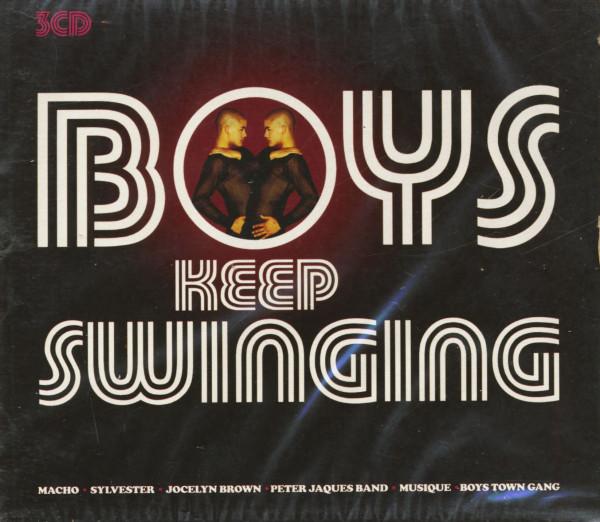 Boys Keep Swinging (3-CD)