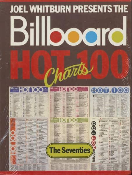 Joel Whitburn Presents The Billboard Hot 100 Charts - The Seventies