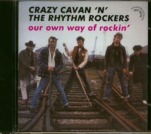 Our Own Way Of Rockin' (CD)