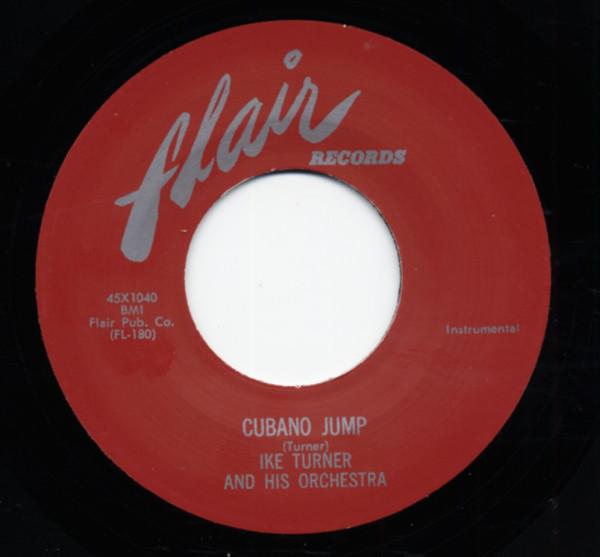 Cubano Jump b-w Loosely 7inch, 45rpm