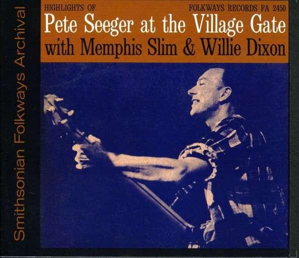 Village Gate With Memphis Slim & Willie Dixon