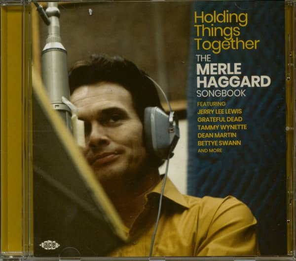 Holding Things Together - The Merle Haggard Songbook (CD)