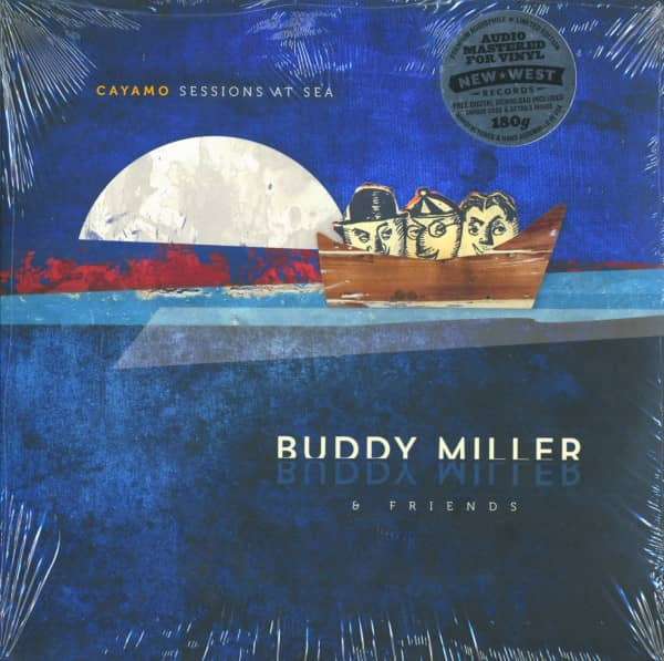 Buddy Miller & Friends - Cayamo Sessions At The Sea (LP, 180 Gram Vinyl)