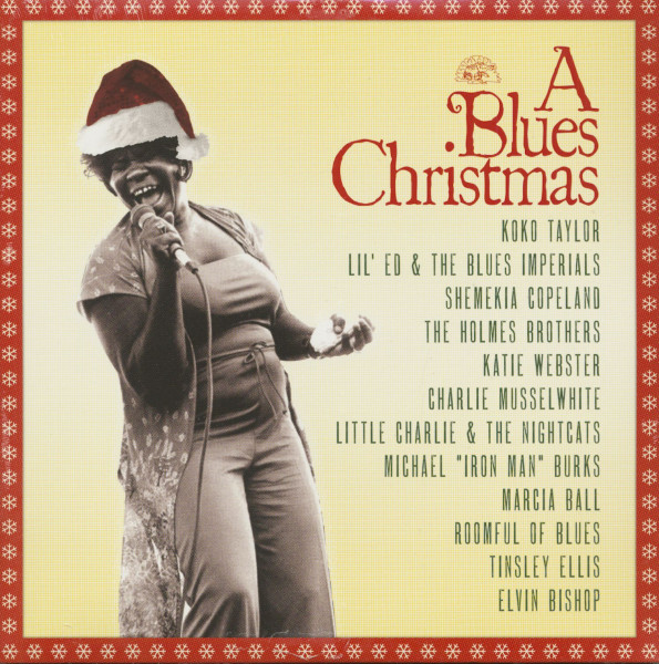 A Blues Christmas (LP)