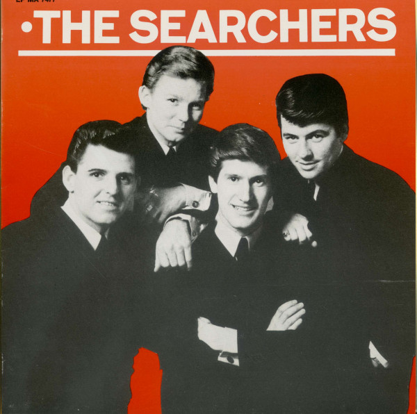 The Searchers (7inch, 45rpm, SC, EP)