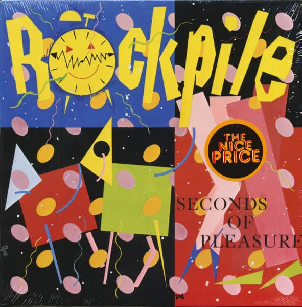 Seconds Of Pleasure (LP)