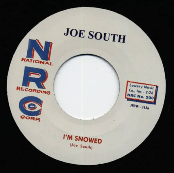 I'm Snowed - Chills (7inch, 45rpm)