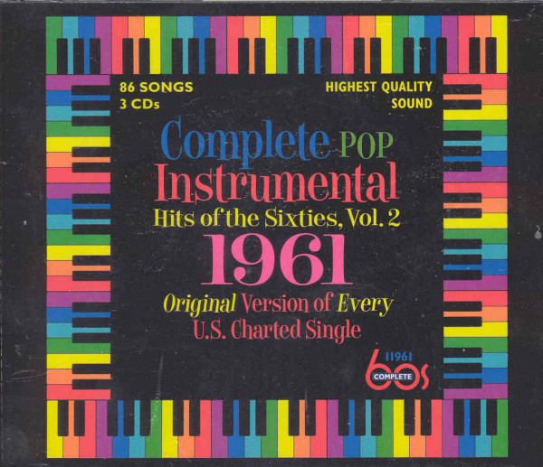 Complete Pop Instrumental Hits - 1961