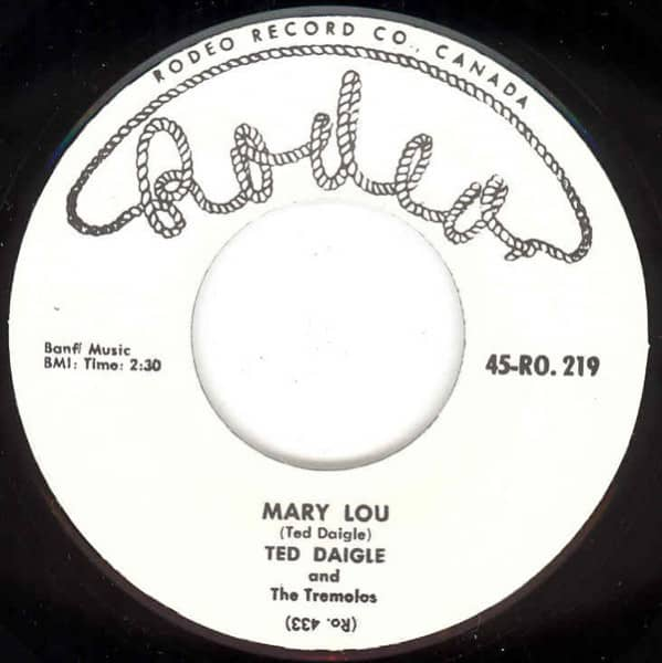 Mary Lou - No One Else 7inch, 45rpm