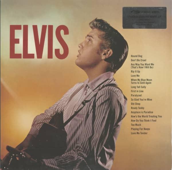 Elvis (1956 plus, 180g Vinyl - Limited Edition)