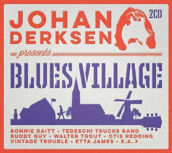 Johan Derksen - The Blues Village (2-CD)