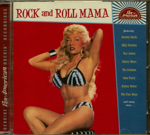 Rock And Roll Mama (CD)