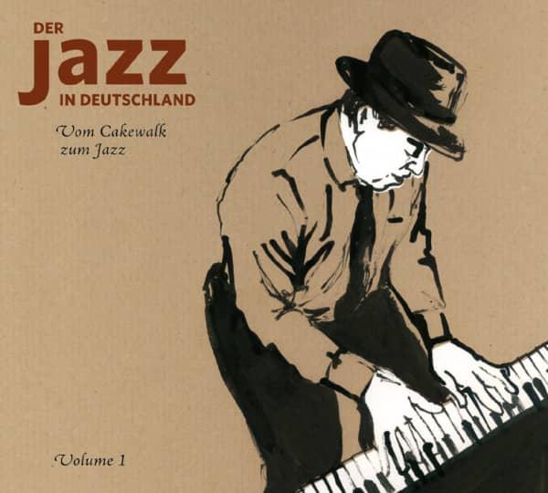 Jazz in Deutschland, Teil 1 (3-CD)