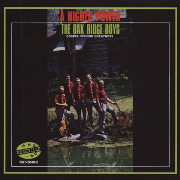 A Higher Power (1970 Nashville Label album)