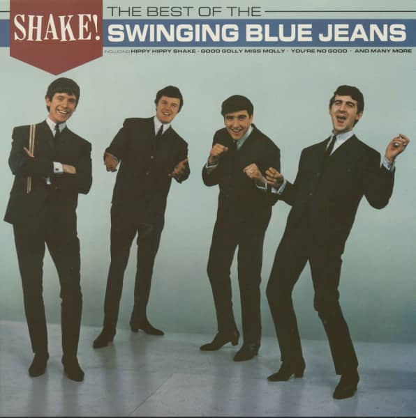 Shake - The Best Of The Swinging Blue Jeans (LP)
