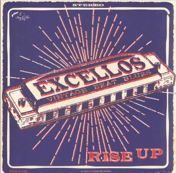 Rise Up - Vintage Beat Blues (LP)
