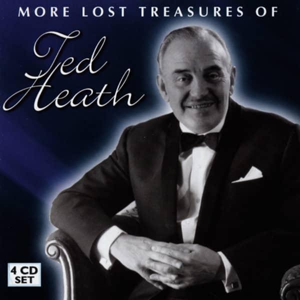 More Lost Treasures Of 4-CD