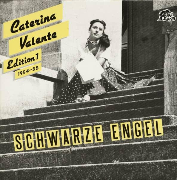 Edition 1 - Schwarzer Engel (LP)