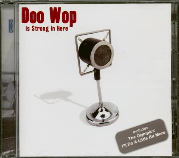 Doo Wop Is Strong in Here (CD)