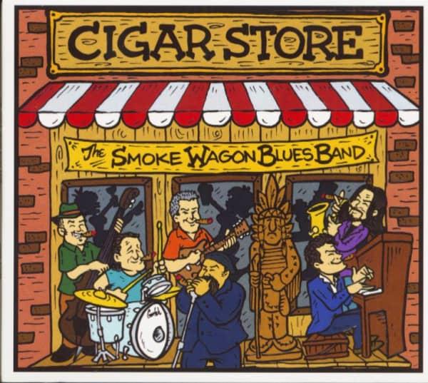 Cigar Store (CD)