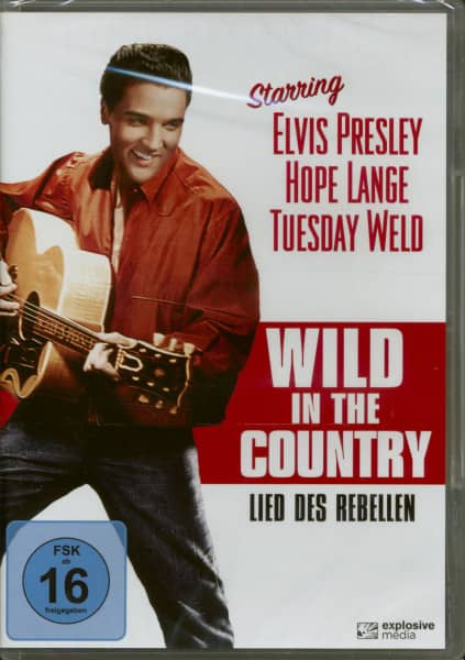 Wild In The Country - Lied des Rebellen (DVD)