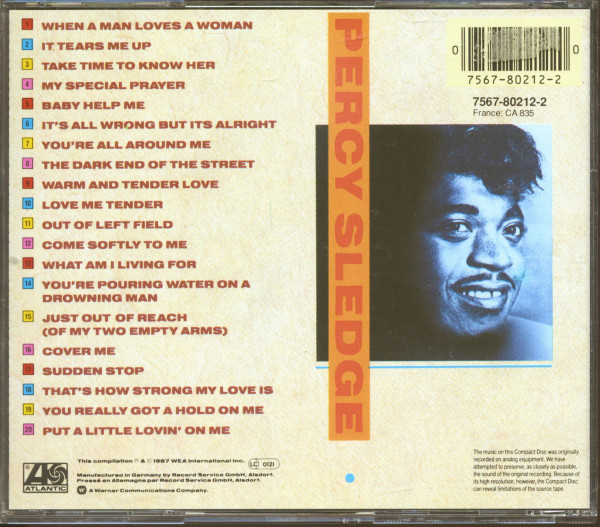 When A Man Loves A Woman - The Ultimate Collection (CD)