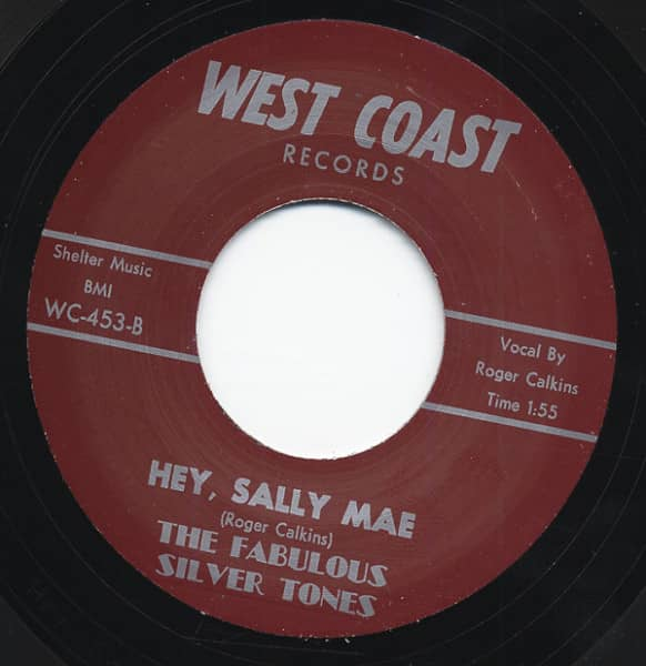 Hey, Sally Mae - Stranger In Paradise 7inch, 45rpm